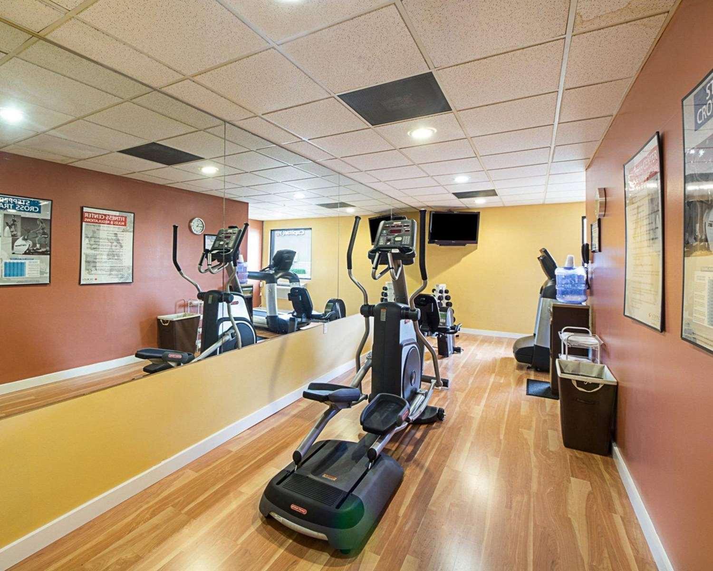Fitness/ Exercise Room - Comfort Inn Medical Center Mission