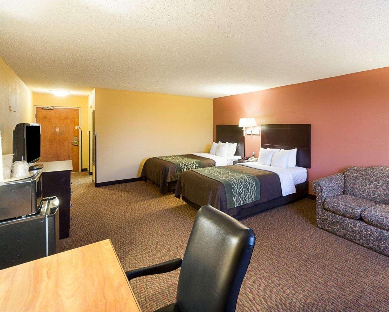 Room - Comfort Inn Medical Center Mission
