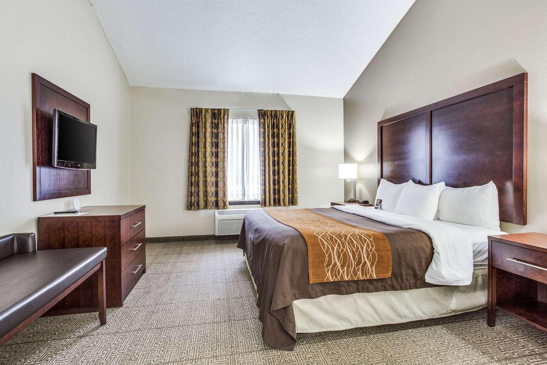 Suite - Comfort Inn & Suites Market Center Dallas