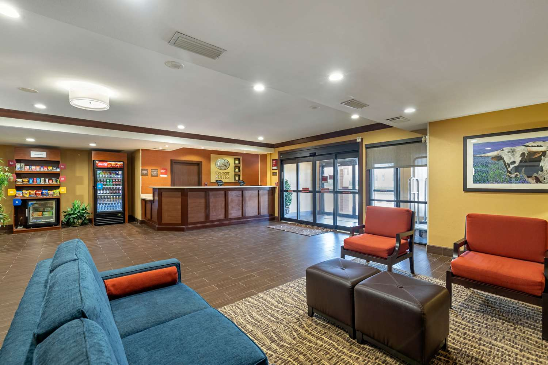 Lobby - Comfort Suites McKinney