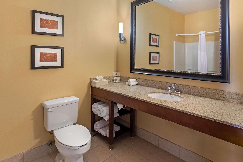 Room - Comfort Suites McKinney