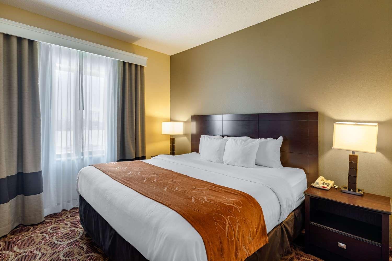 Suite - Comfort Suites McKinney
