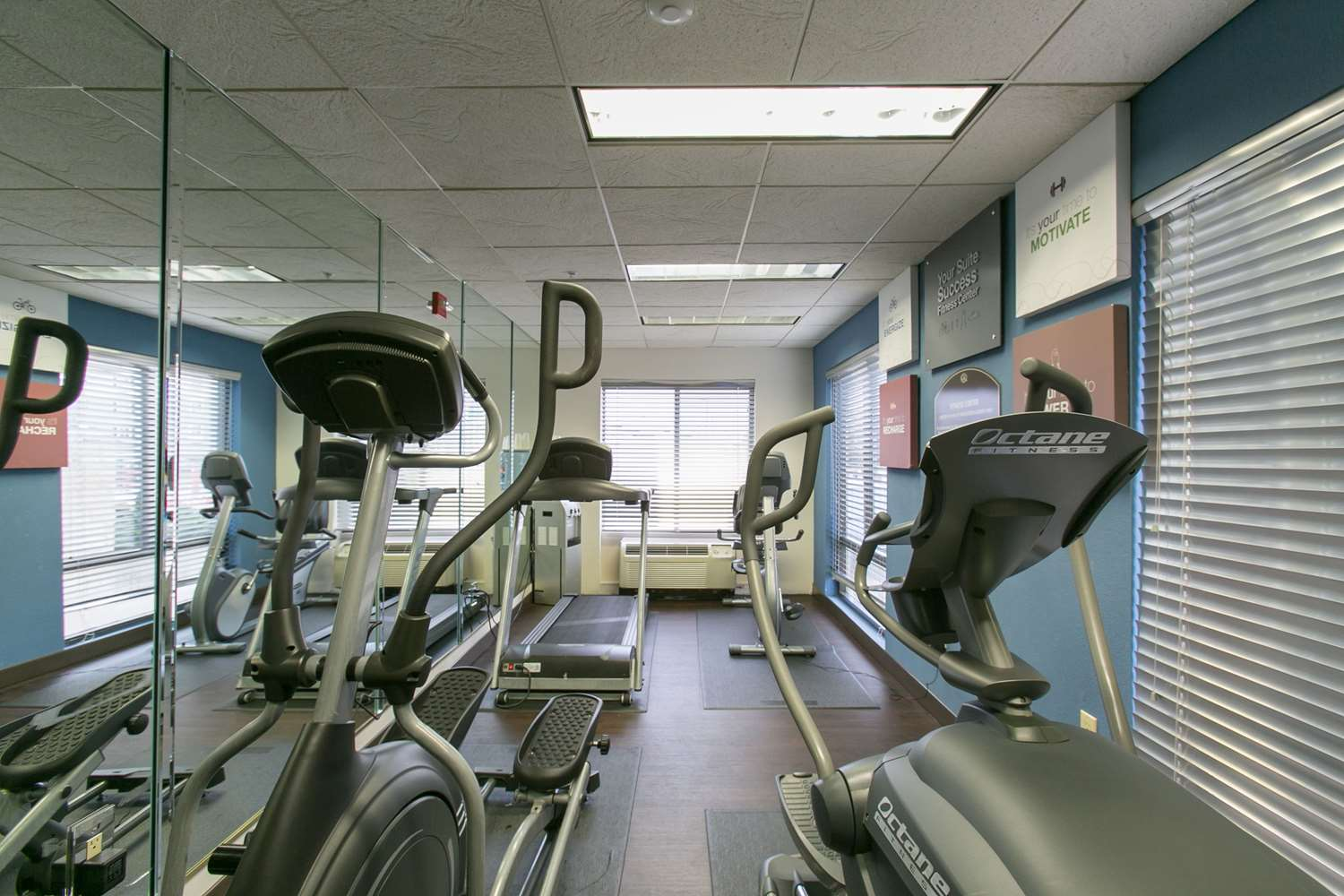 Fitness/ Exercise Room - Comfort Suites US 183 Austin