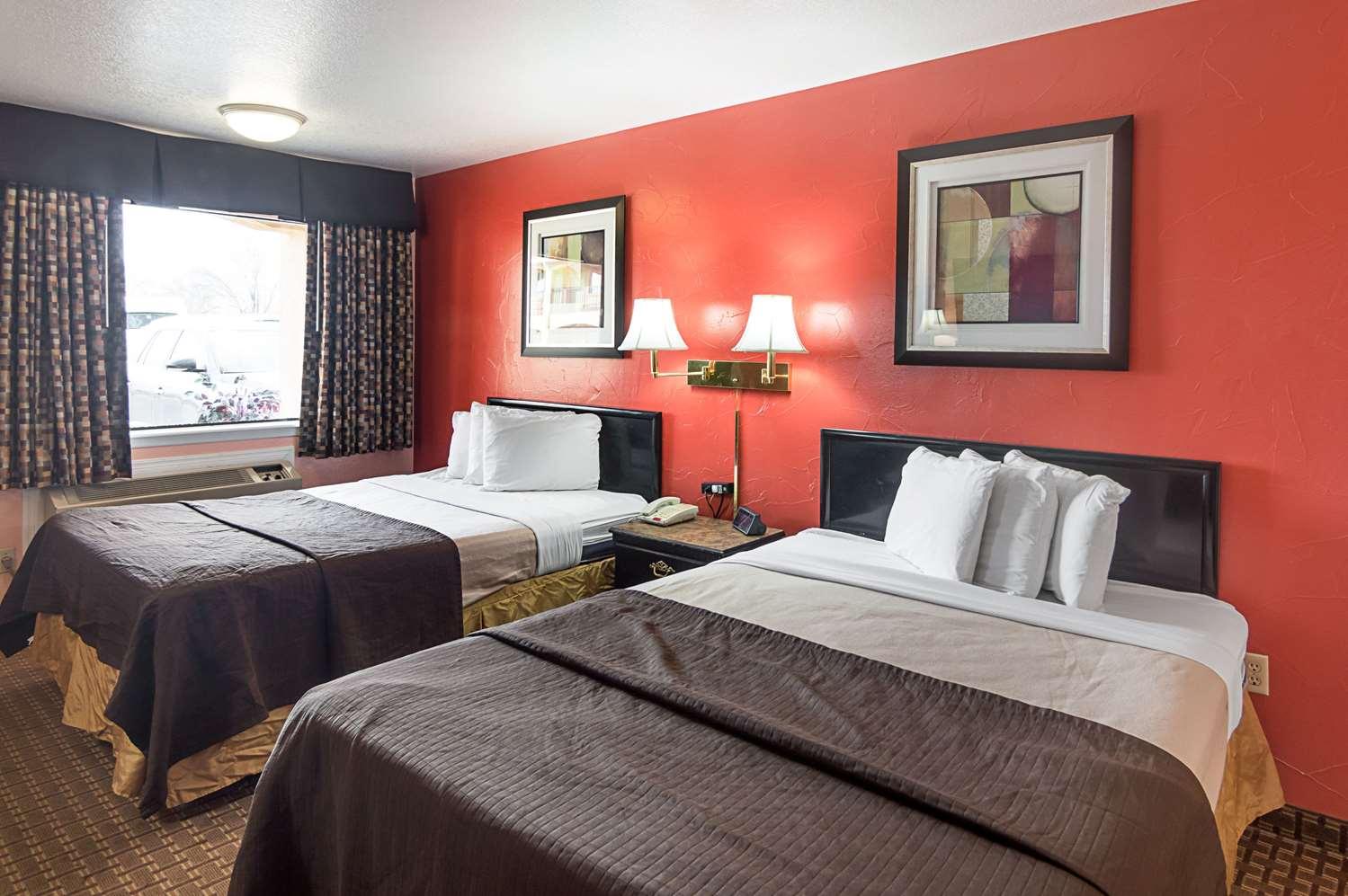 Room - Econo Lodge Dalhart