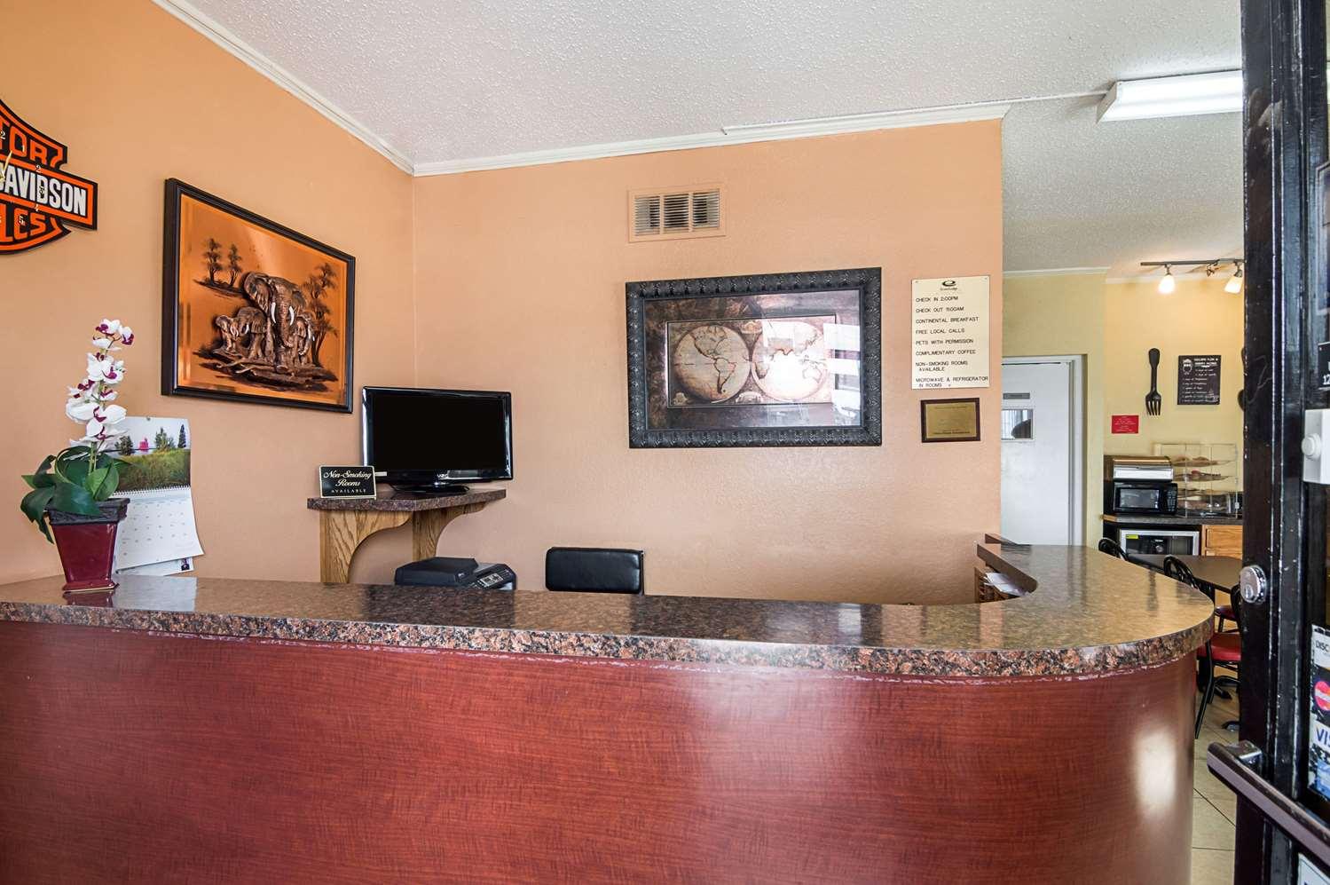 Lobby - Econo Lodge Dalhart