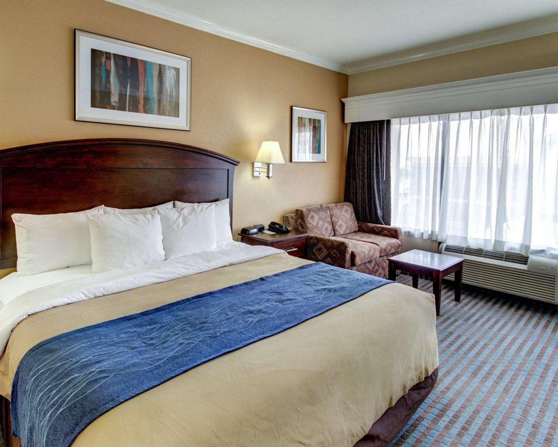 Room - Comfort Inn Corsicana