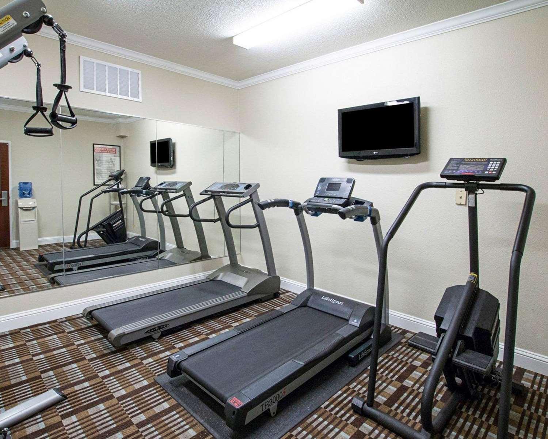 Fitness/ Exercise Room - Comfort Inn Corsicana