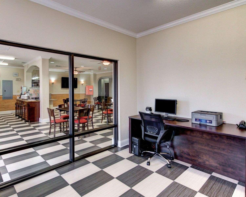 Conference Area - Comfort Inn Corsicana