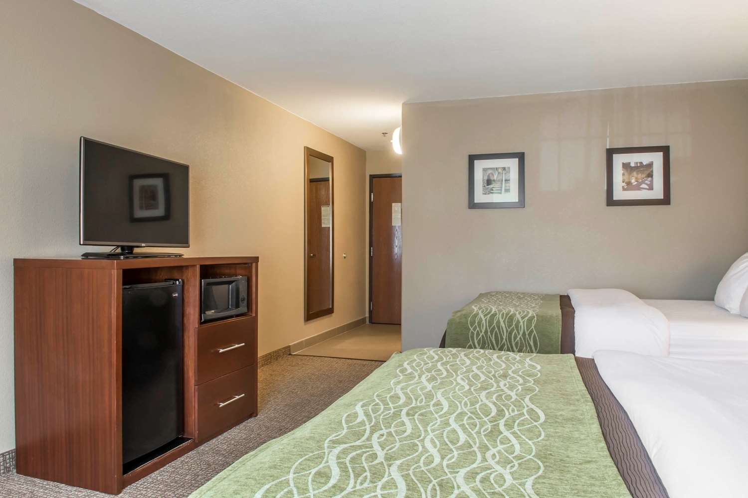 Room - Comfort Inn Edinburg
