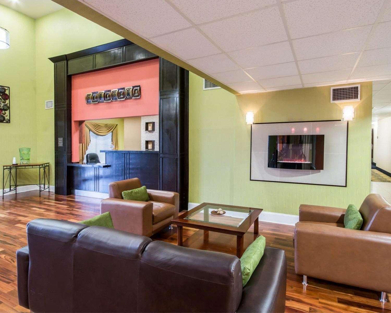 Lobby - Comfort Inn Mansfield