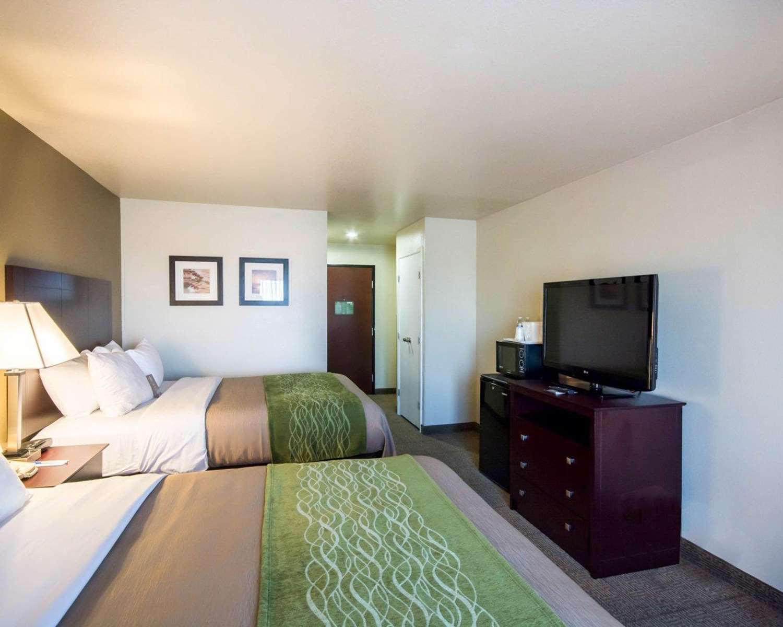 Room - Comfort Inn Mansfield