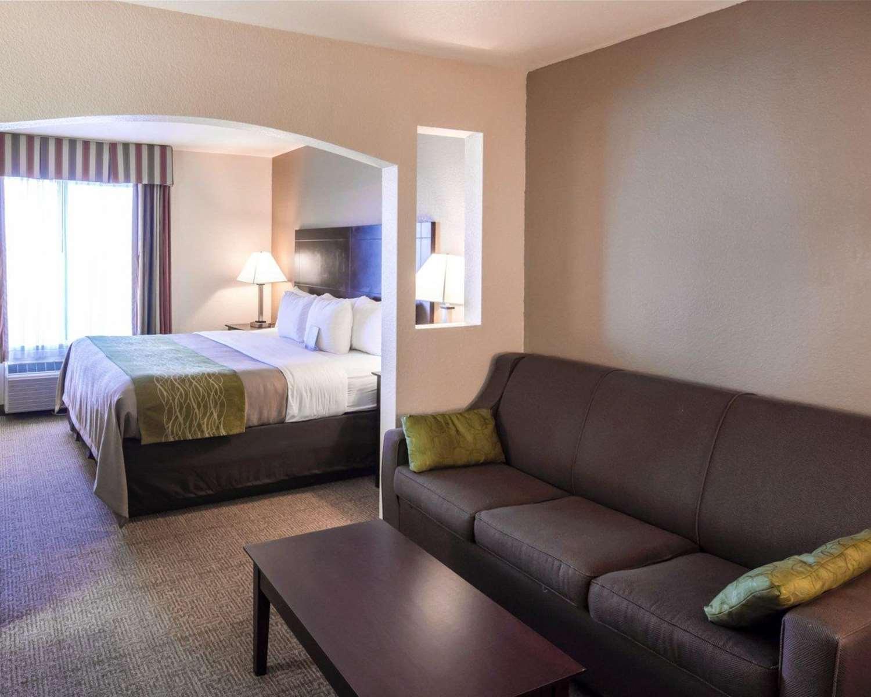 Suite - Comfort Inn Mansfield