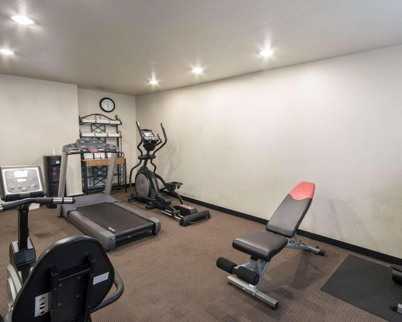 Fitness/ Exercise Room - Comfort Inn Mansfield