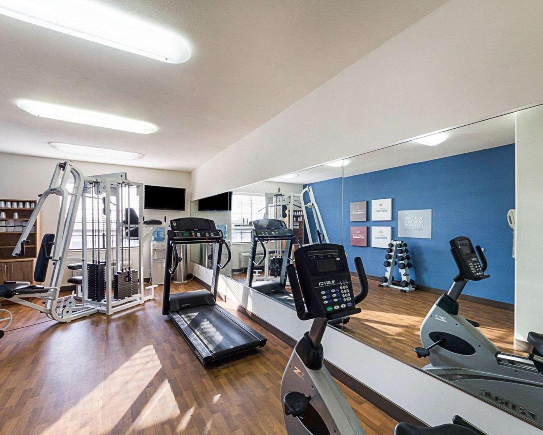 Fitness/ Exercise Room - Comfort Suites McAllen