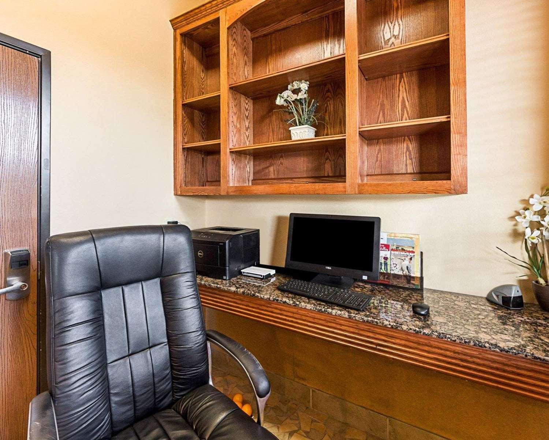 Conference Area - Comfort Suites McAllen