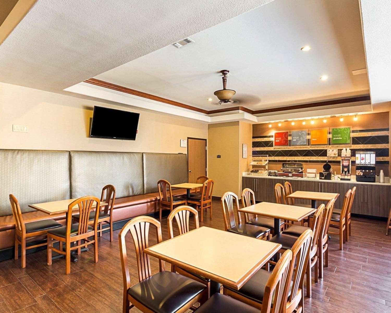 Restaurant - Comfort Suites McAllen