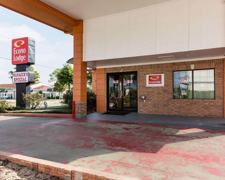 Exterior view - Econo Lodge Airport Houston
