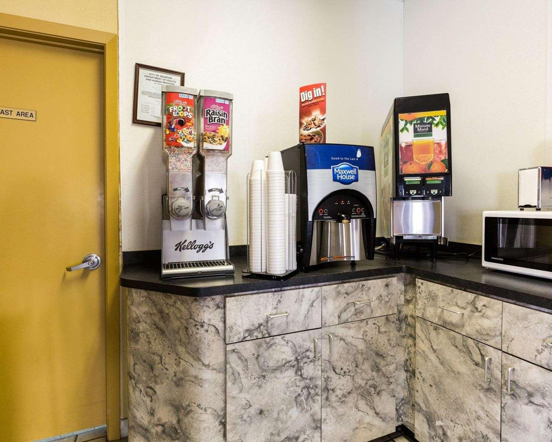 Restaurant - Econo Lodge Airport Houston