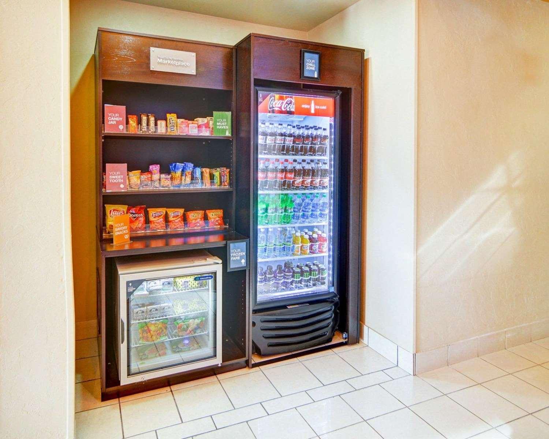 Lobby - Comfort Suites Longview