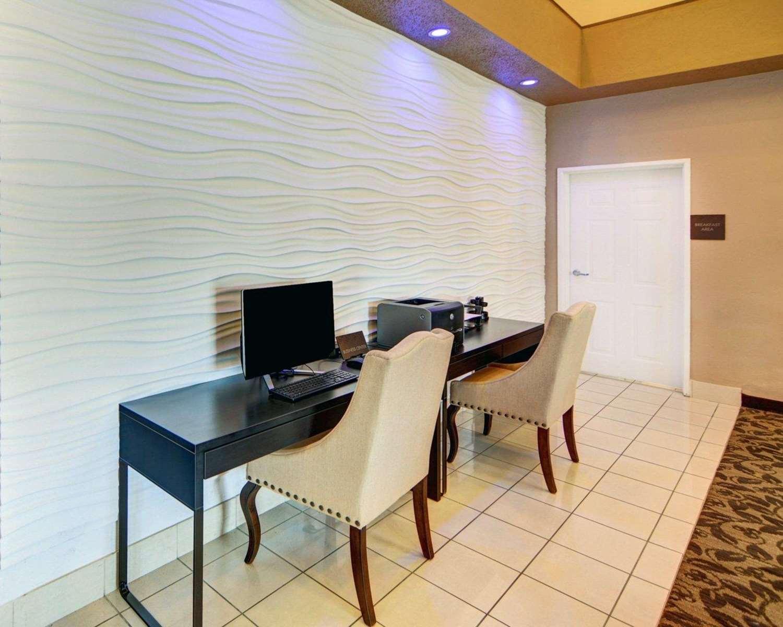 Conference Area - Comfort Suites Longview
