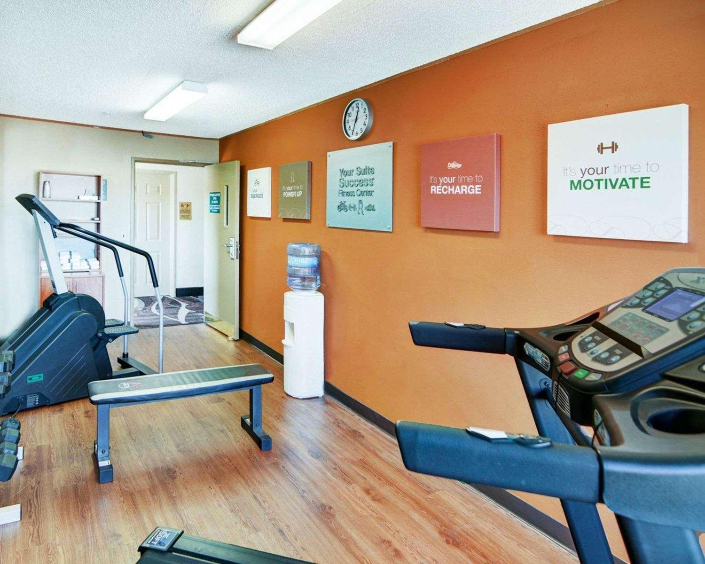 Fitness/ Exercise Room - Comfort Suites Longview