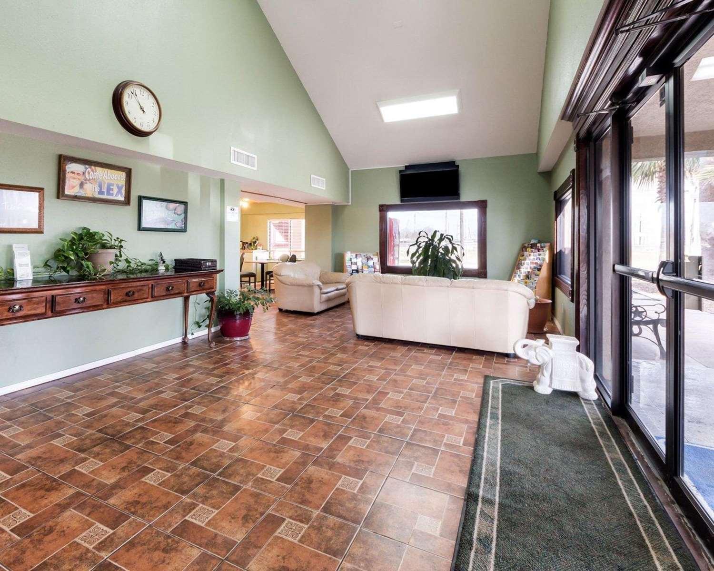 Lobby - Rodeway Inn Corpus Christi
