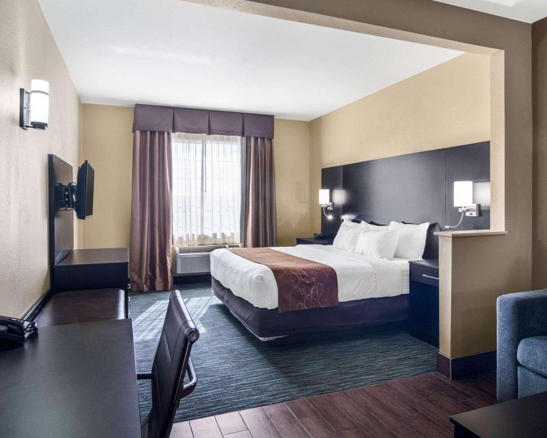 Suite - Comfort Suites Odessa