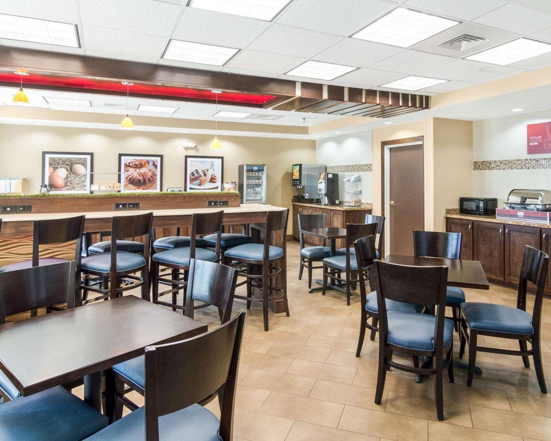 Restaurant - Comfort Suites Odessa