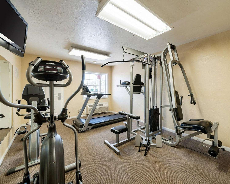 Fitness/ Exercise Room - Econo Lodge Jasper