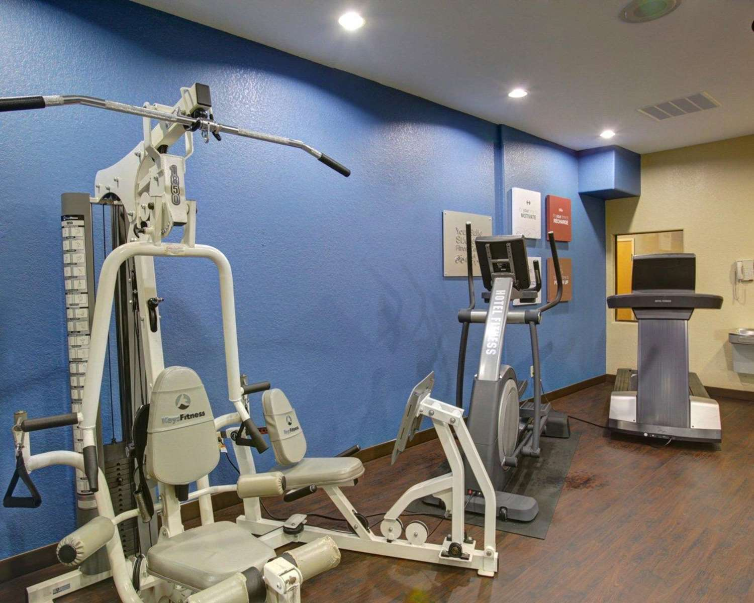 Fitness/ Exercise Room - Comfort Suites Georgetown