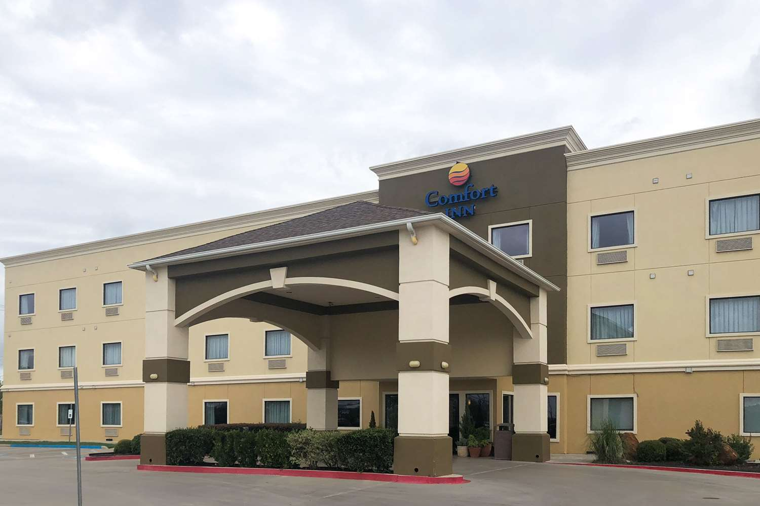 Exterior view - Comfort Inn Early