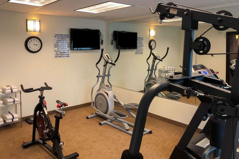 Fitness/ Exercise Room - Comfort Inn Early