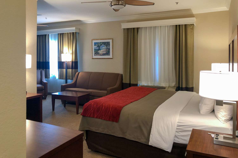 Suite - Comfort Inn Early