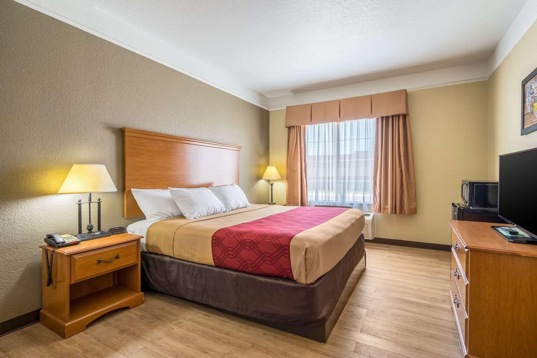 Room - Econo Lodge Inn & Suites New Braunfels