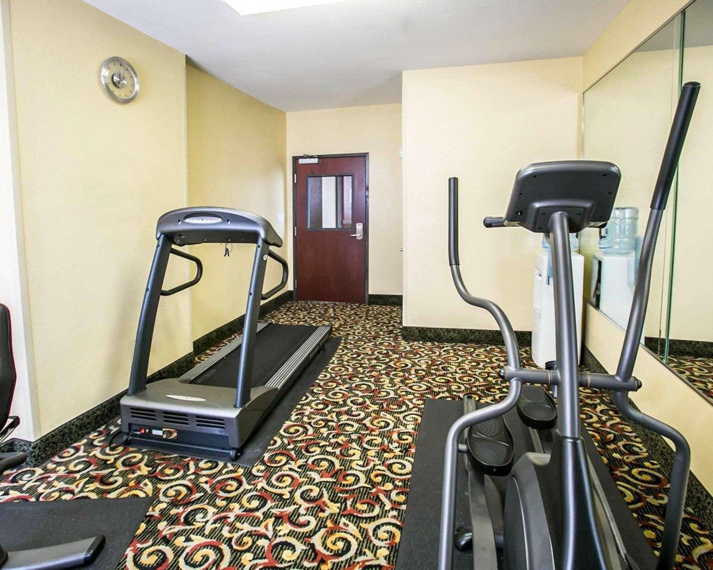 Fitness/ Exercise Room - Sleep Inn & Suites New Braunfels
