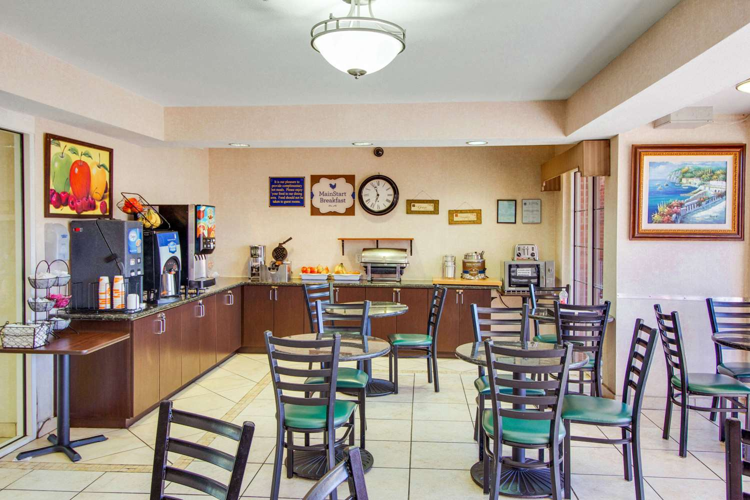 Restaurant - MainStay Suites Medical Center Houston