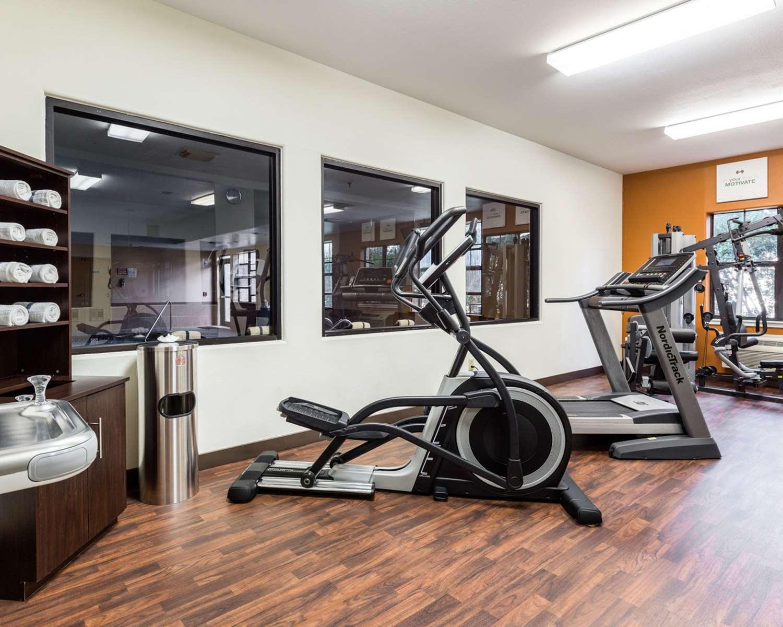 Fitness/ Exercise Room - Comfort Suites Webster