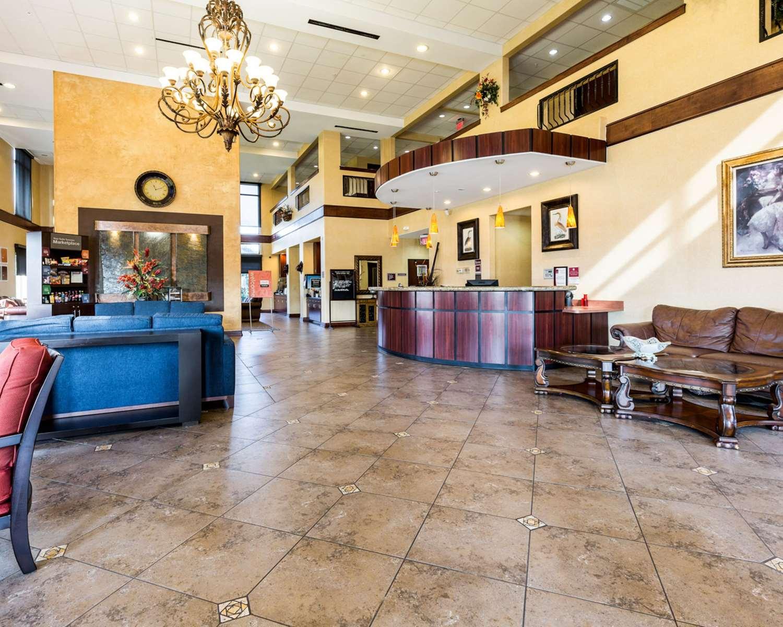 Lobby - Comfort Suites Webster
