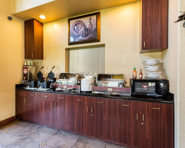 Restaurant - Comfort Suites Webster