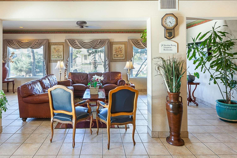 Lobby - Econo Lodge South San Antonio