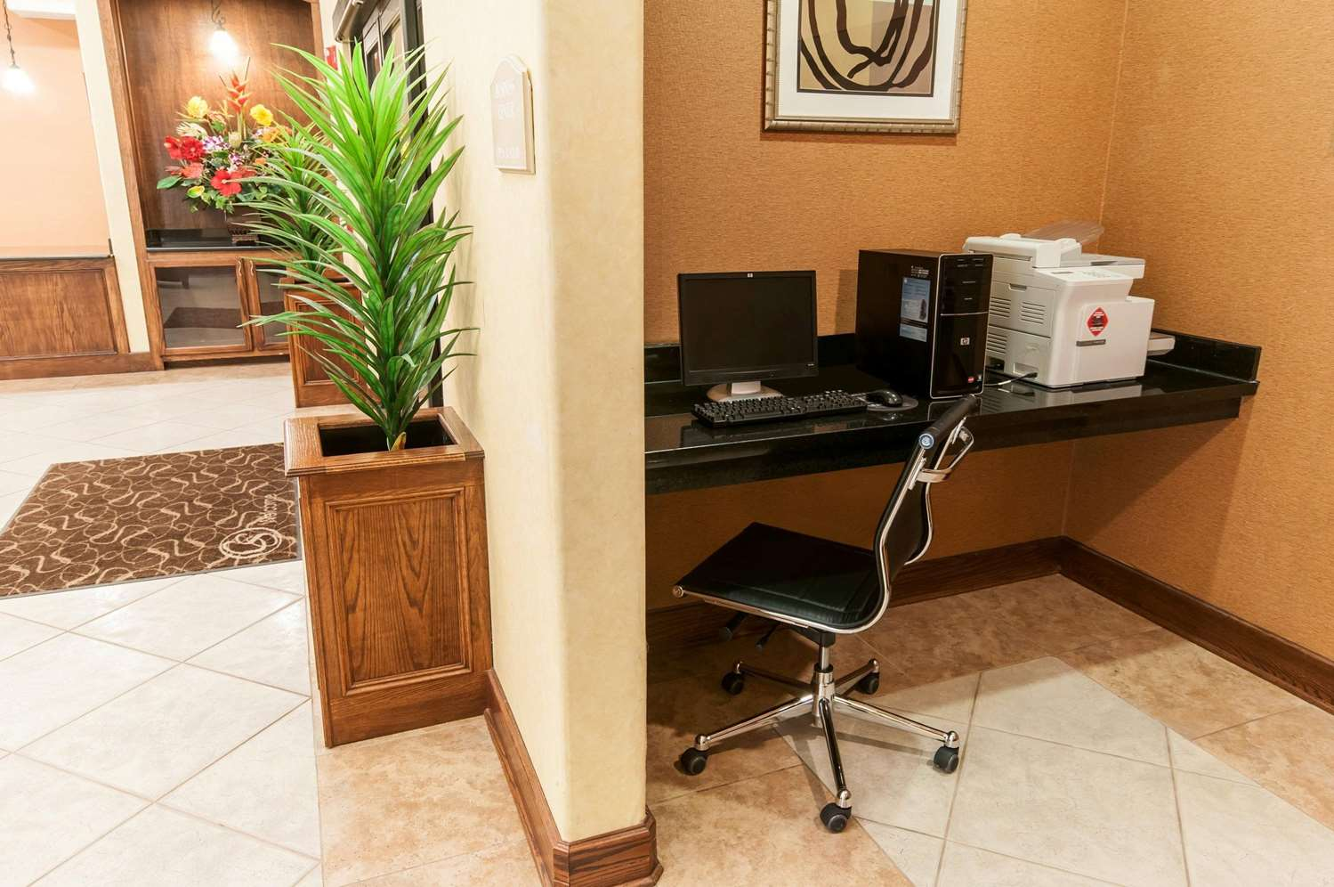 Conference Area - Comfort Suites Hobby Airport Houston
