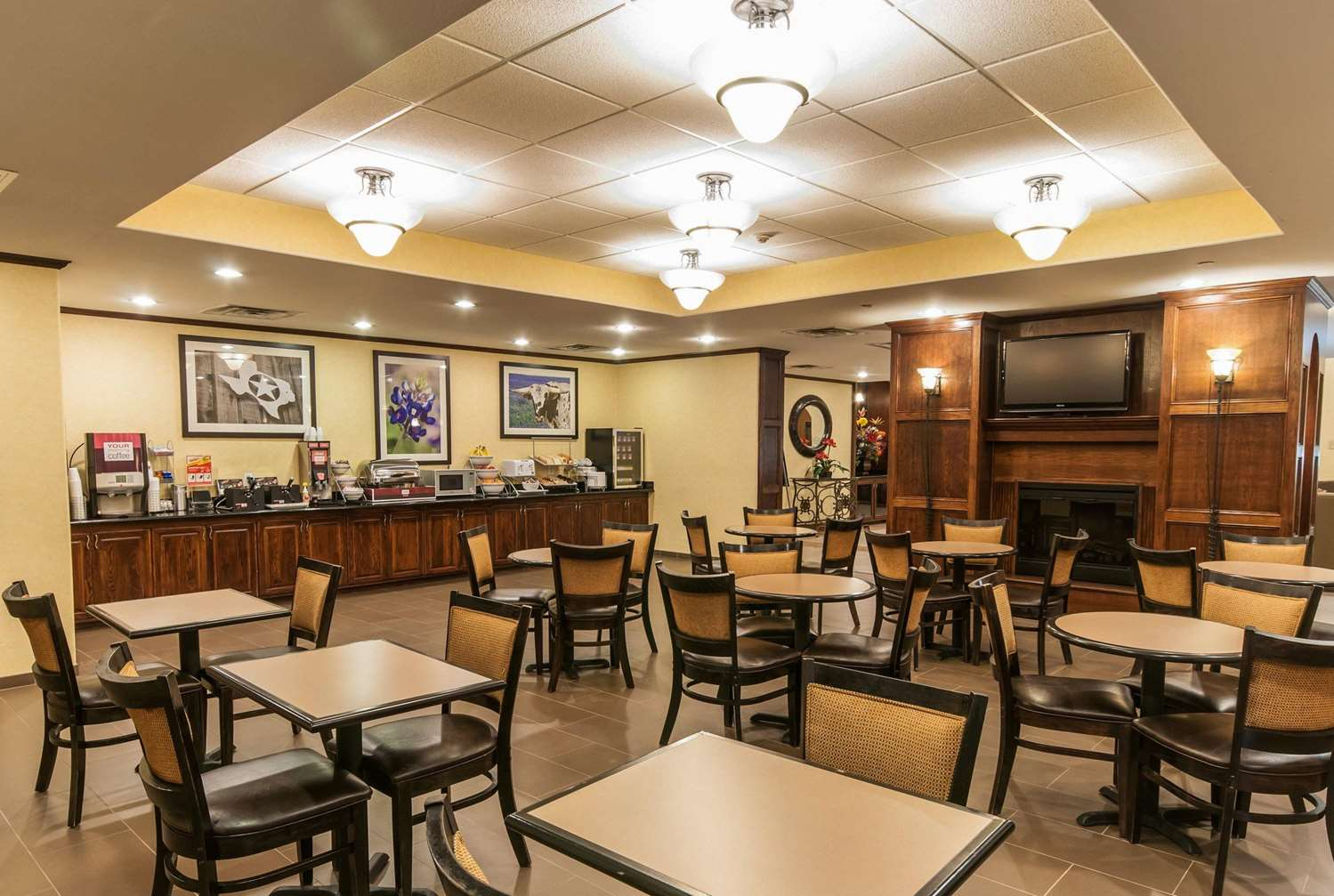 Restaurant - Comfort Suites Hobby Airport Houston