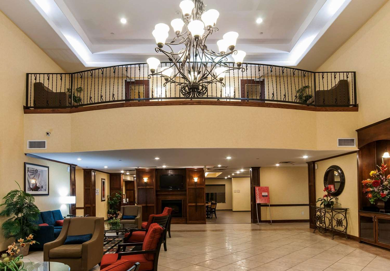 Lobby - Comfort Suites Hobby Airport Houston
