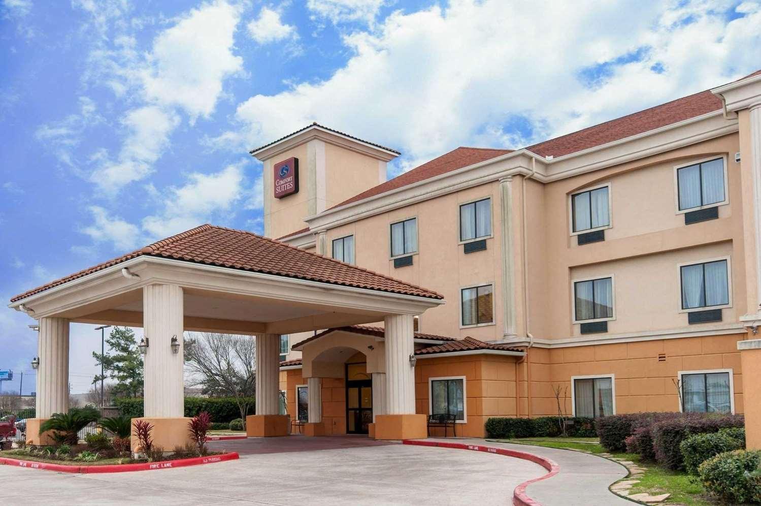 Exterior view - Comfort Suites Hobby Airport Houston