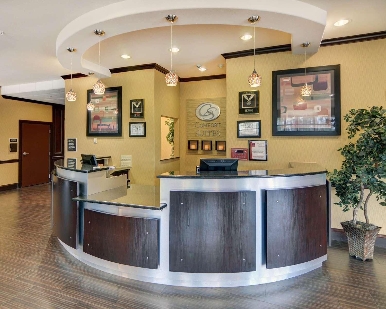 Lobby - Comfort Suites Kilgore