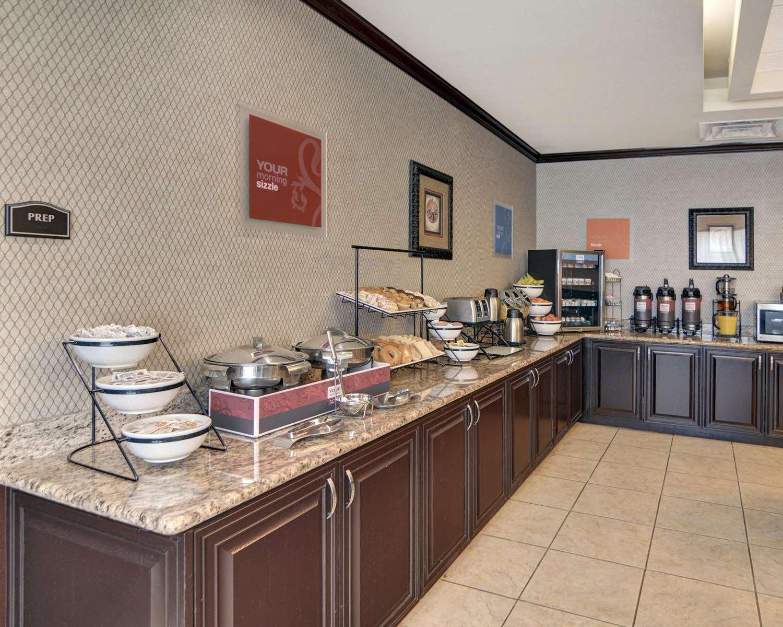 Restaurant - Comfort Inn & Suites Corinth