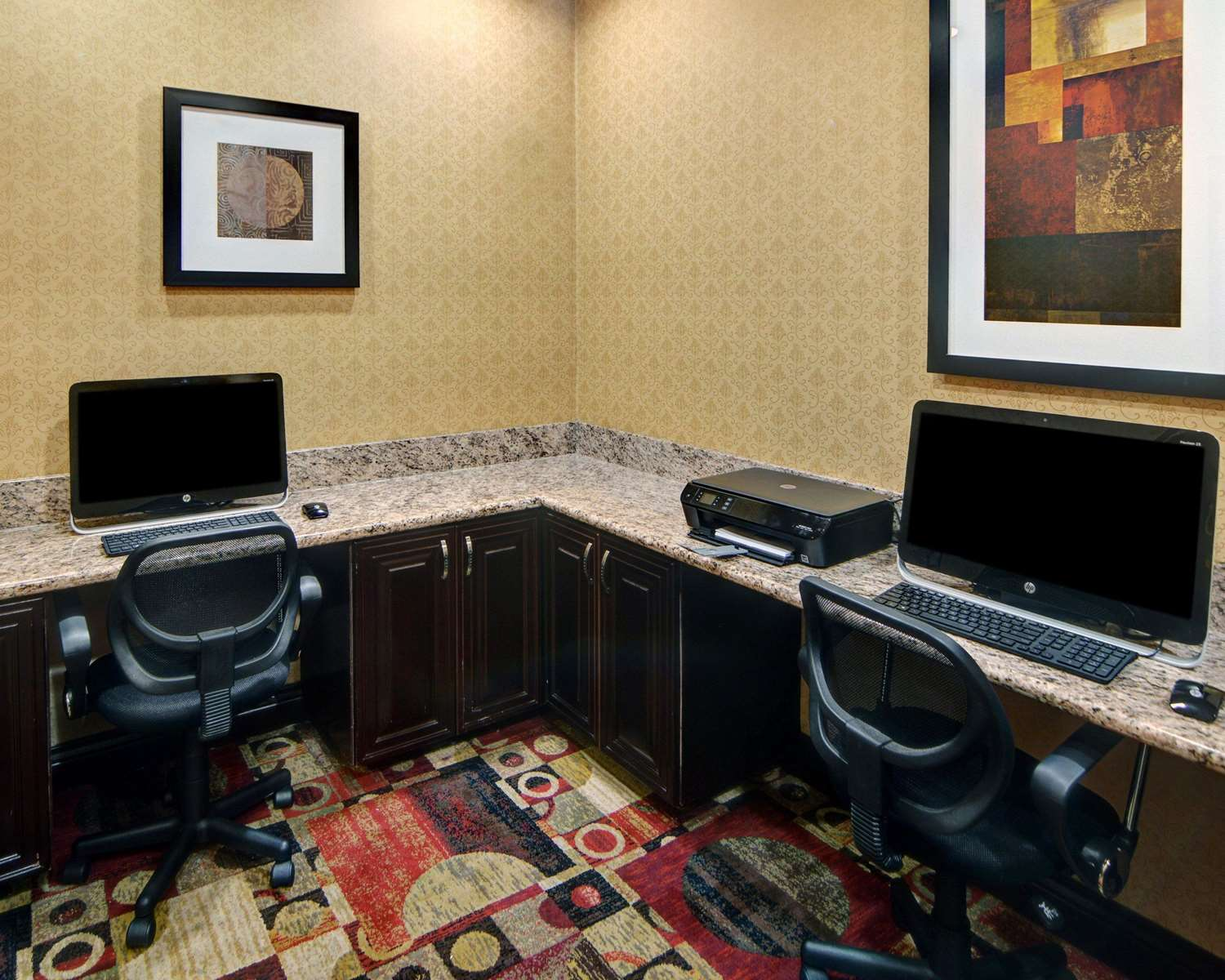 Conference Area - Comfort Inn & Suites Corinth
