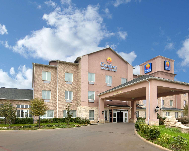 Exterior view - Comfort Inn & Suites Corinth