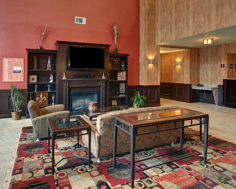 Lobby - Comfort Inn & Suites Corinth