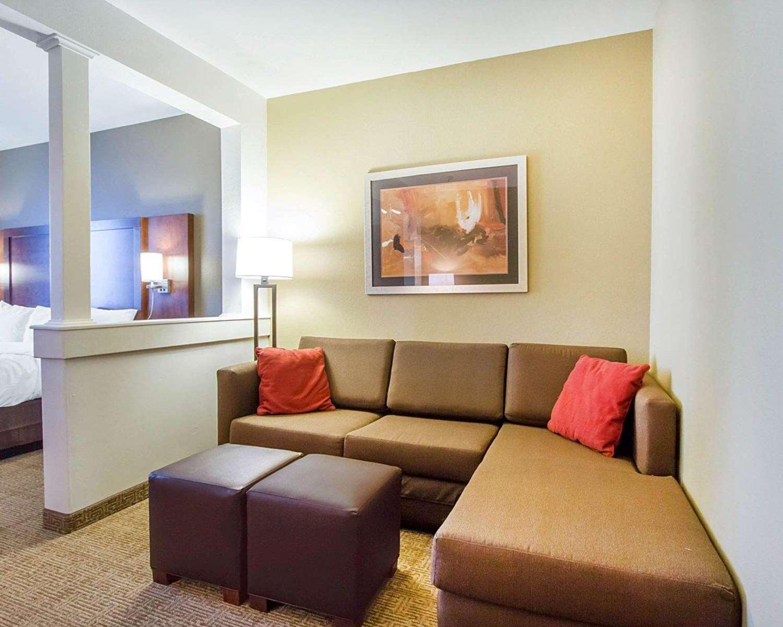 Suite - Comfort Suites Abilene